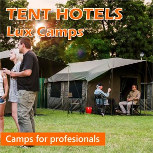 Lux tent hire