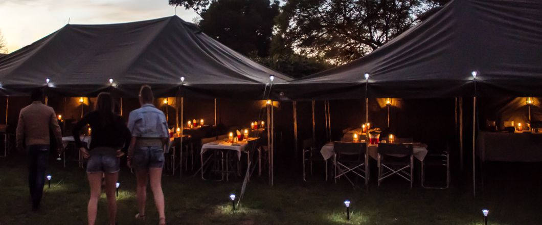 Mobile Tent Hire